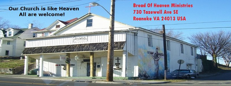 Bread Of Heaven Ministries Roanoke VA USA